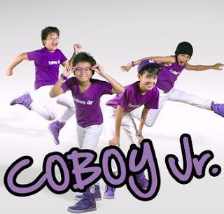 Boyband Cilik Coboy Junior