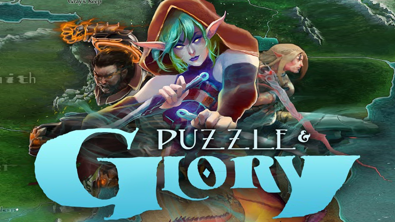 Puzzle & Glory Gameplay IOS / Android