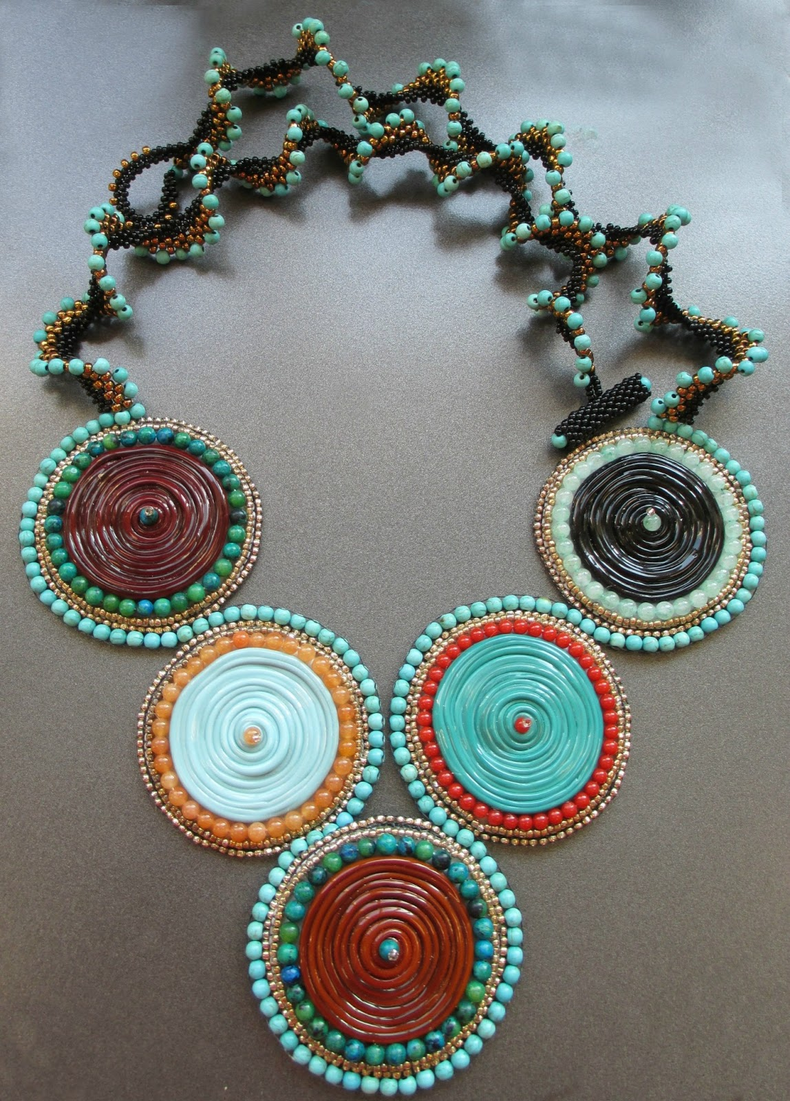 beadsongjewelry taming the