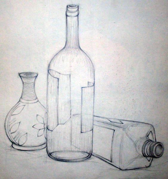 My Still Life Drawing