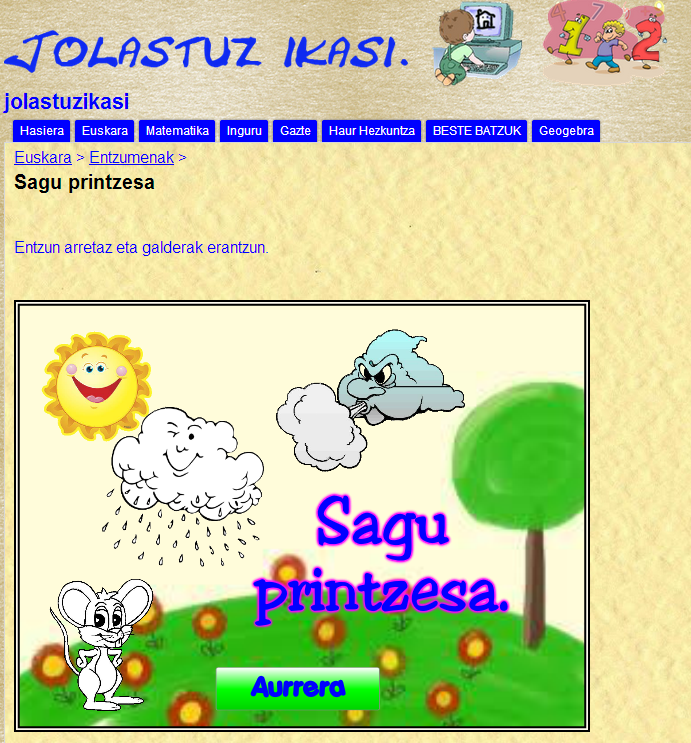 JOLAZTUZ IKASI
