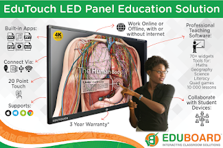 EduTouch Interactive Smart Touch Panel
