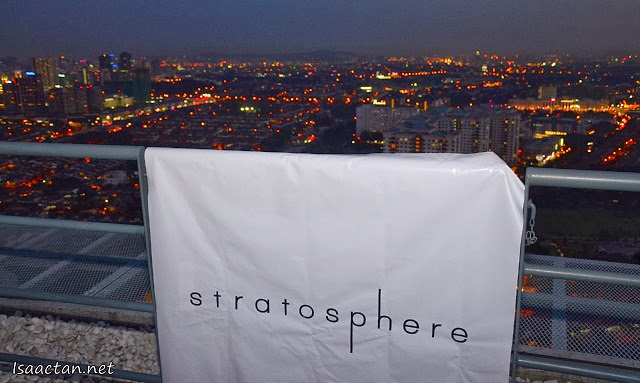 Stratosphere of The Roof