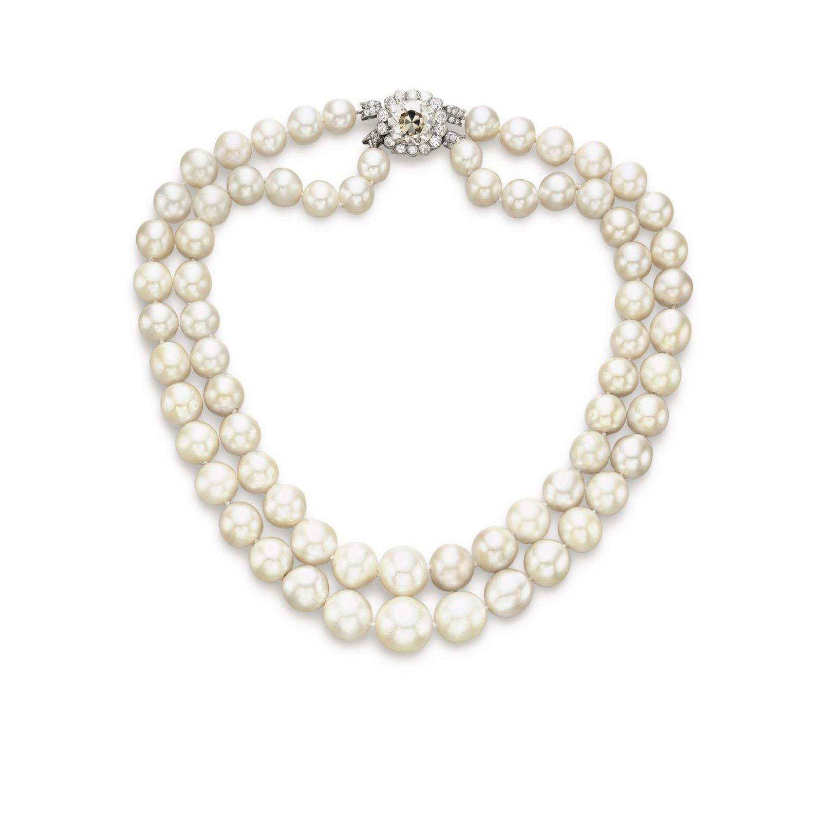 tu estilo a diario el collar de perlas un cl225sico b225sico