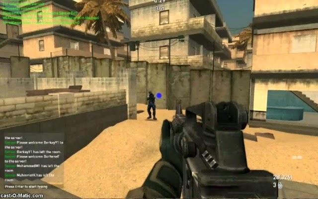 jogo de tiro fps roda no navegador que não precisa instalar