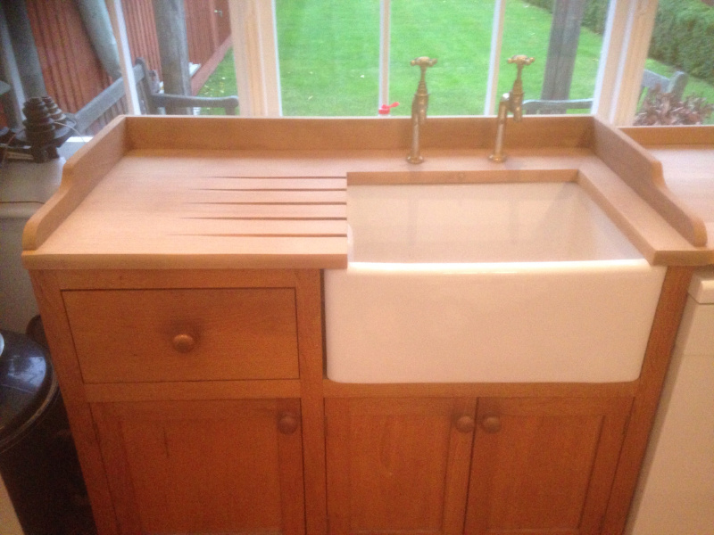 Wood sanding and finishing cambridge uk solid oak wood How to clean wooden kitchen worktops