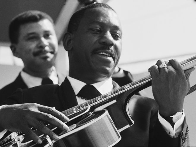 Wes Montgomery The History Of Wes Montgomery