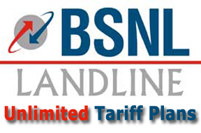 BSNL Landline Unlimited Talktime