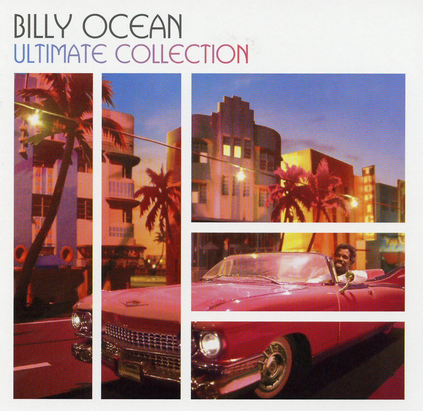 Billy Ocean - Ultimate Collection  2004