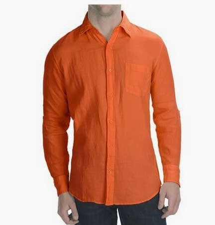 Latest Men Casual Shirts Spring and Summer Collection 2014