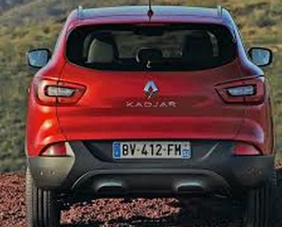 2017 Renault Kadjar Crossover
