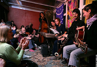 House Concert image from Bobby Owsinski's Music 3.0 blog