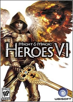 Modelo Capa Download   Jogo Might and Magic Heroes VI SKIDROW PC (2011)