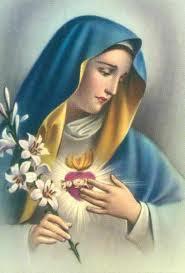 Maryja najdoskonalsze dzieło Boga, kochajmy Ją.