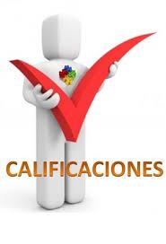CALIFICACIONES FINALES PARA ACTA, DESPUÉS DEL FINAL DE 2a VUELTA