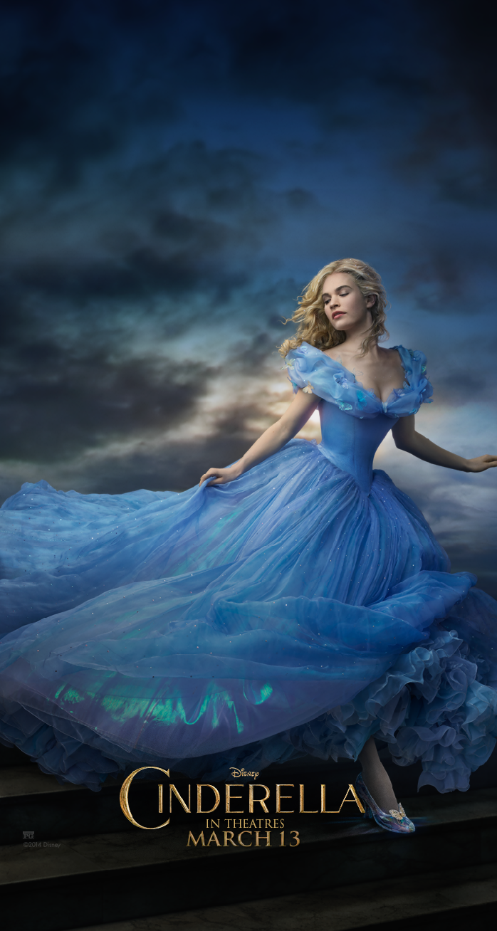 Cinderella Movie 2015 Disney Wallpaper HD