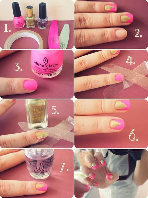 Nails Art Design Tutorial...