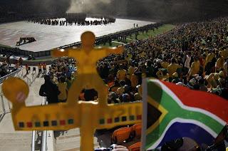 Sudáfrica será la sede de la Copa de África en 2013