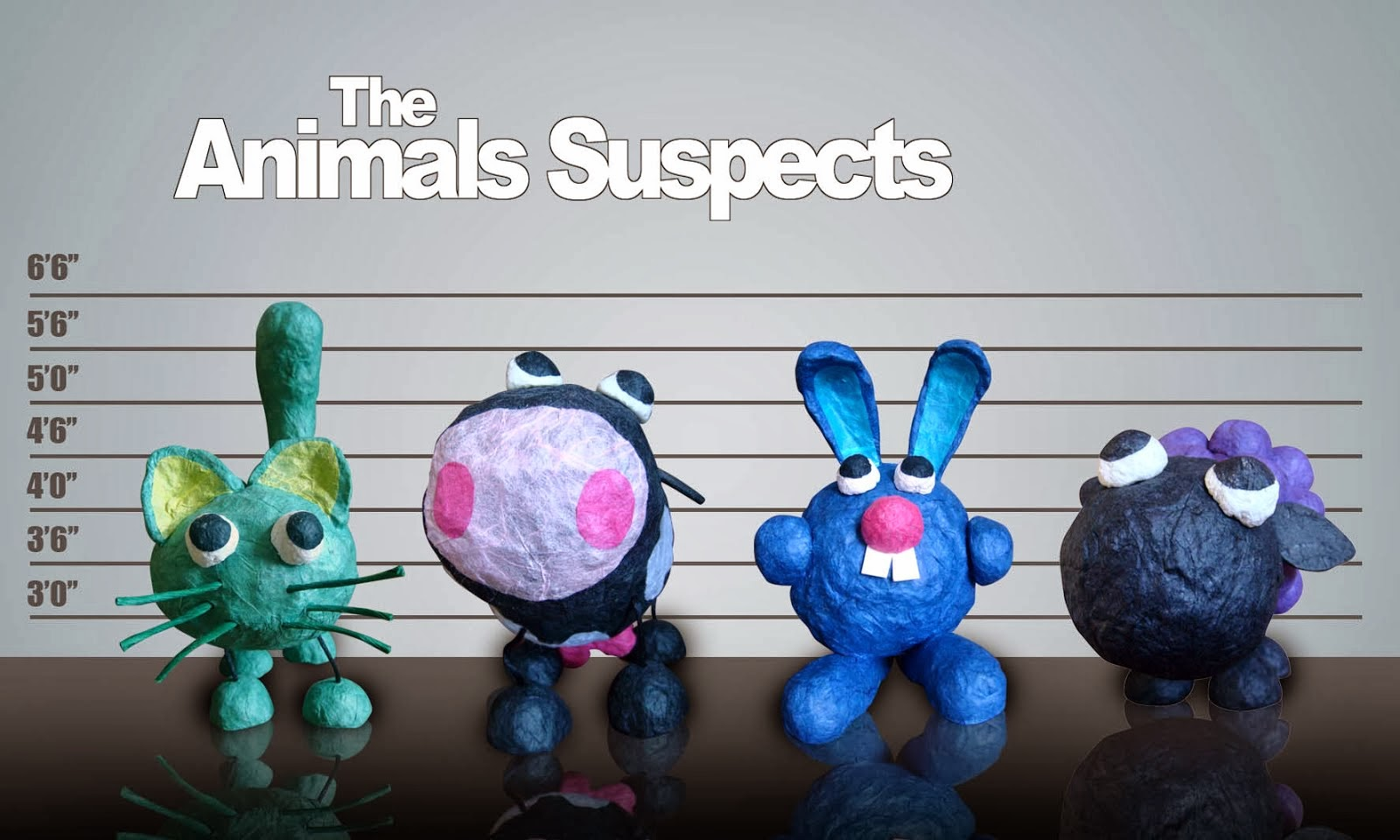 The Animals Suspects
