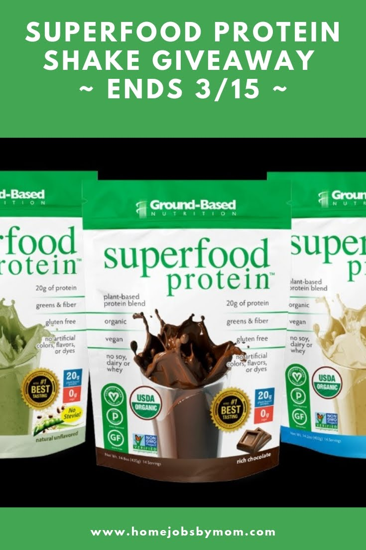 Superfood Protein Shake