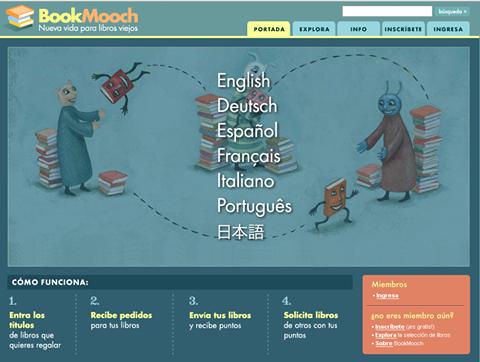 """""""BookMooch"""""""