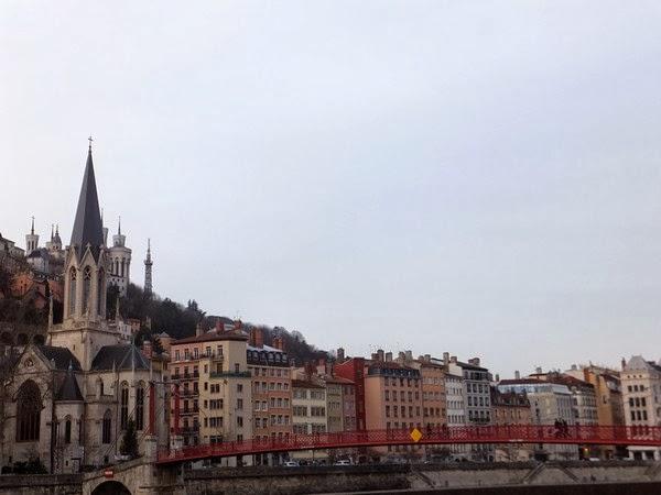 Lyon église saint-georges