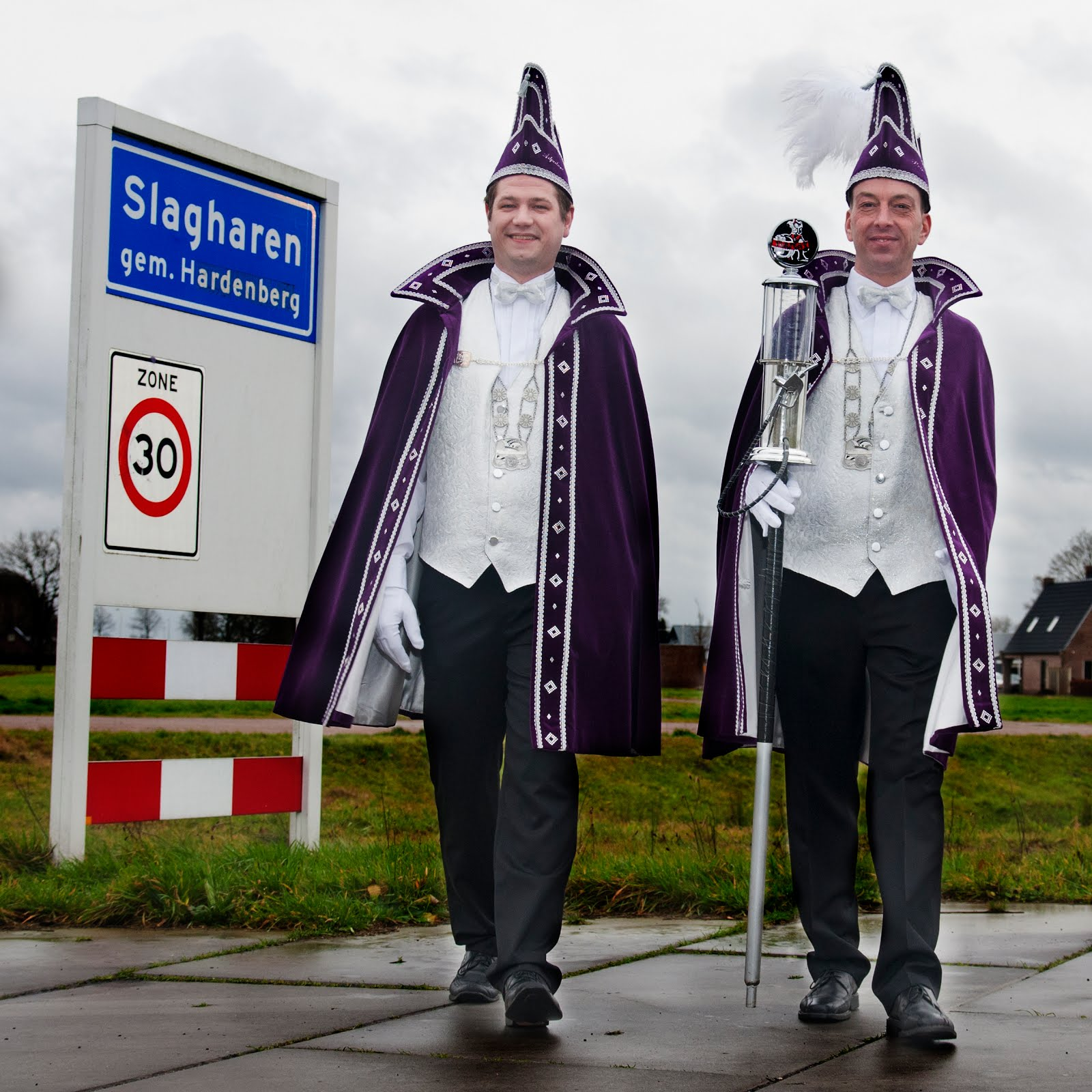 Prins Gijs 1 en Adjudant Maikel 2012 / 2013: