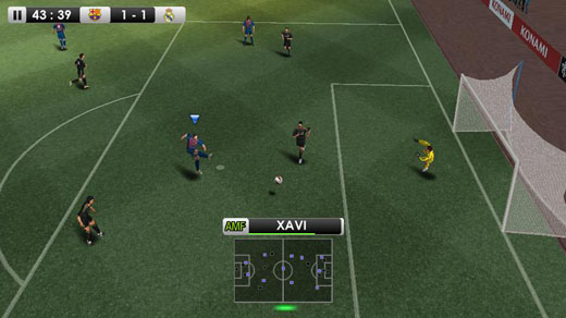 Game Pro Evolution Soccer android apk