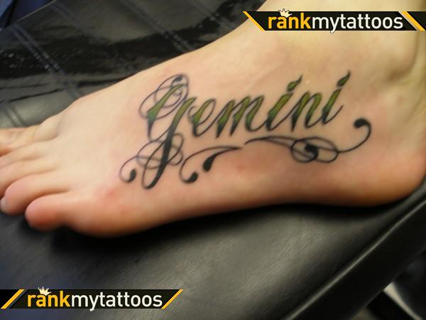 Tattoos For Gemini Men And Women Find A Tattoo Blog