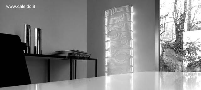 Radiador de calefacción de diseño italiano