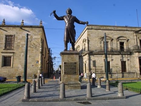 Plaza de la Liberación, Guadalajara