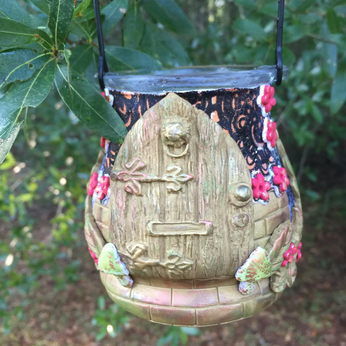 Boy did I have fun making this polymer clay fairy lantern! It is not my usual style which was nice because I had no idea what the finished piece would look ... & Polymer Clay TV \u0026 Polymer Clay Productions: Enchanted Fairy Lantern ...