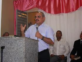 Assembléia Geral na IEC Família Viva em Galante (PB) em 26/01/2014