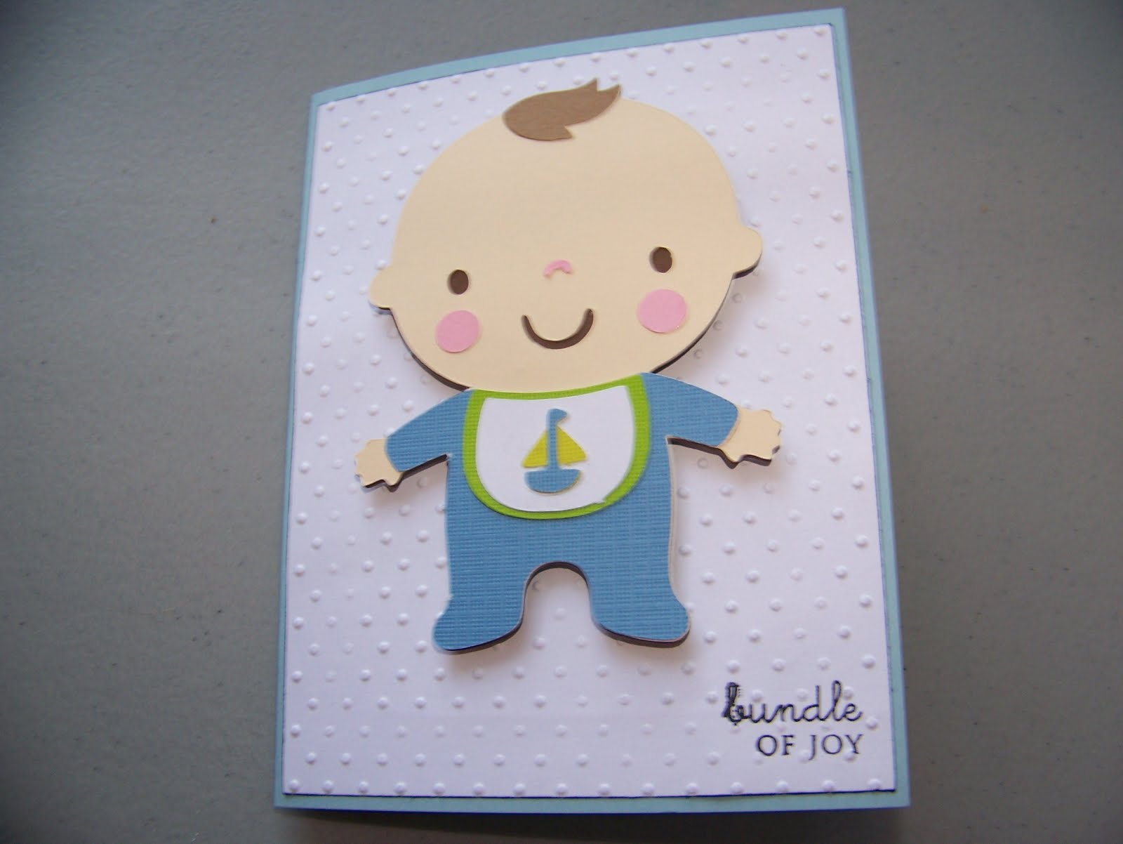 Baby Gift Ideas Using Cricut : Jen luvs cricut corner baby shower card and bag