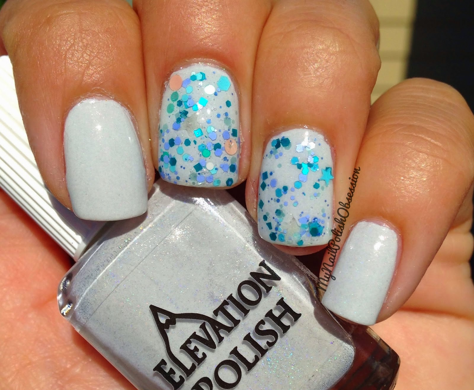 Elevation Polish Yeti's Oceanside Vacation