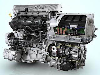 Motores de gasolina con ciclo Atkinson en Blogmecanicos