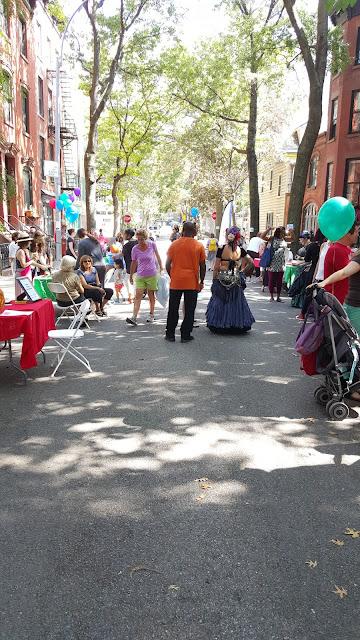 Brooklyn Heights Street Fair
