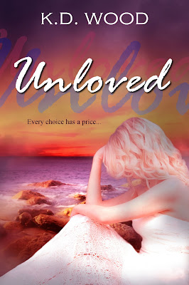 Unloved, paranormal romance, image, new adult