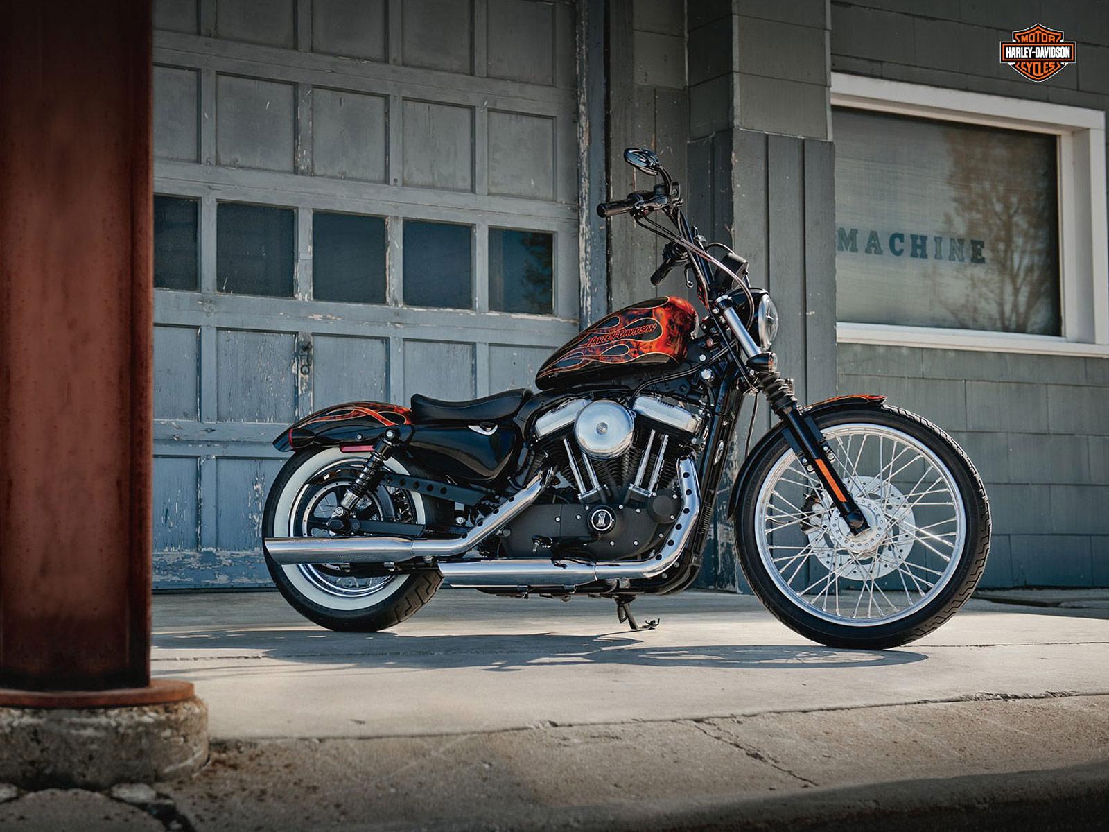 2012 Harley-Davidson Sportster Nightster