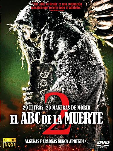 El ABC De La Muerte 2 – DVDRIP LATINO