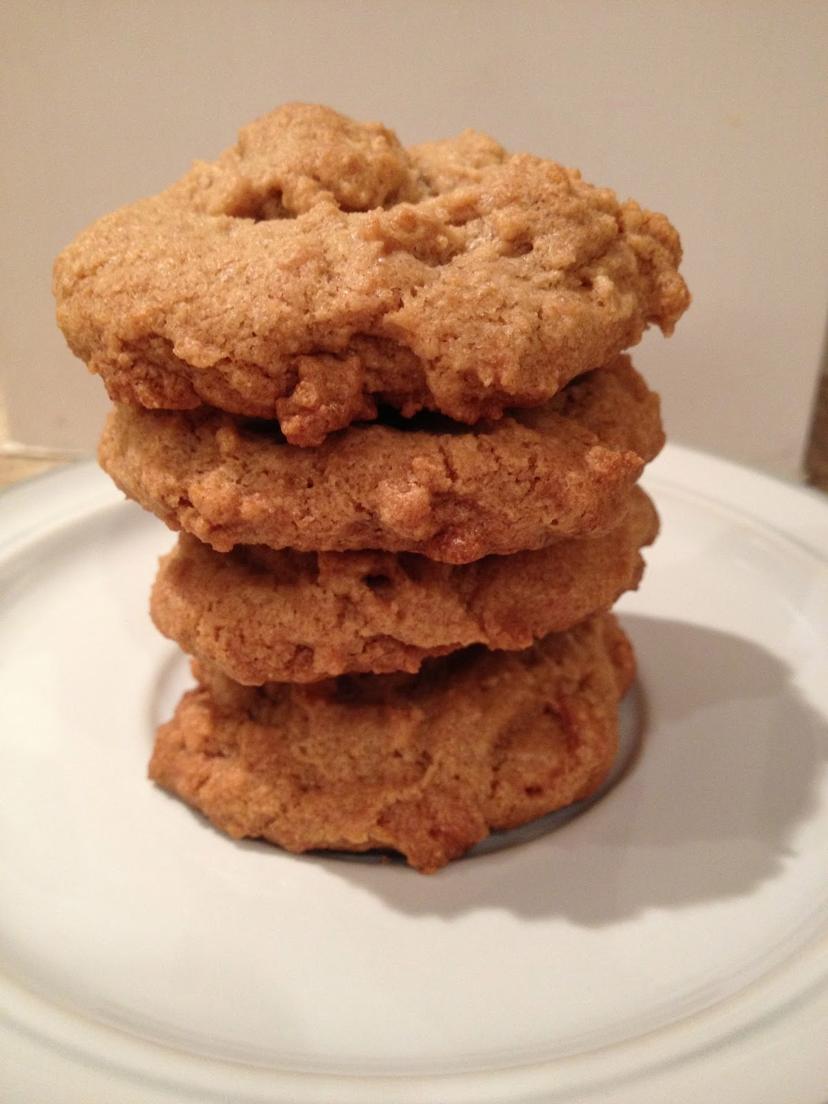 The Best Peanut Butter Cookies. Ever. | My Adventures in ...