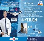 Blend-A-Med Clinic dm nyereményjáték