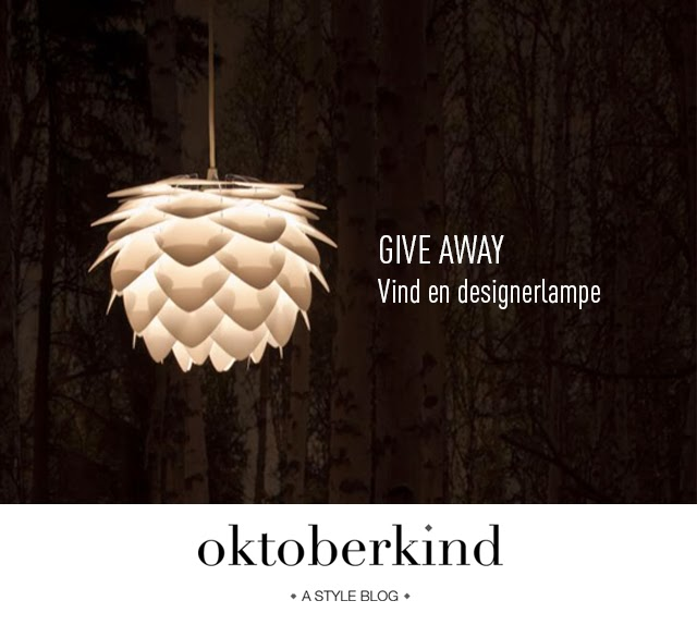 GIVE AWAY - trækkes 20. december