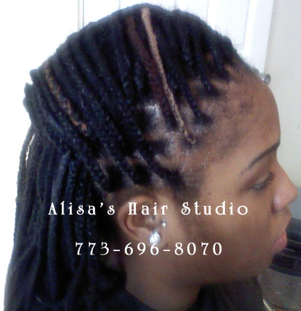Alisa's Hair Studio - Natural & Protective Hair Stylist -Chicago, IL