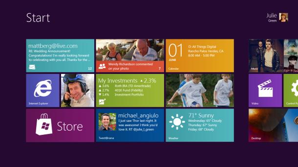 2012  Windows 8