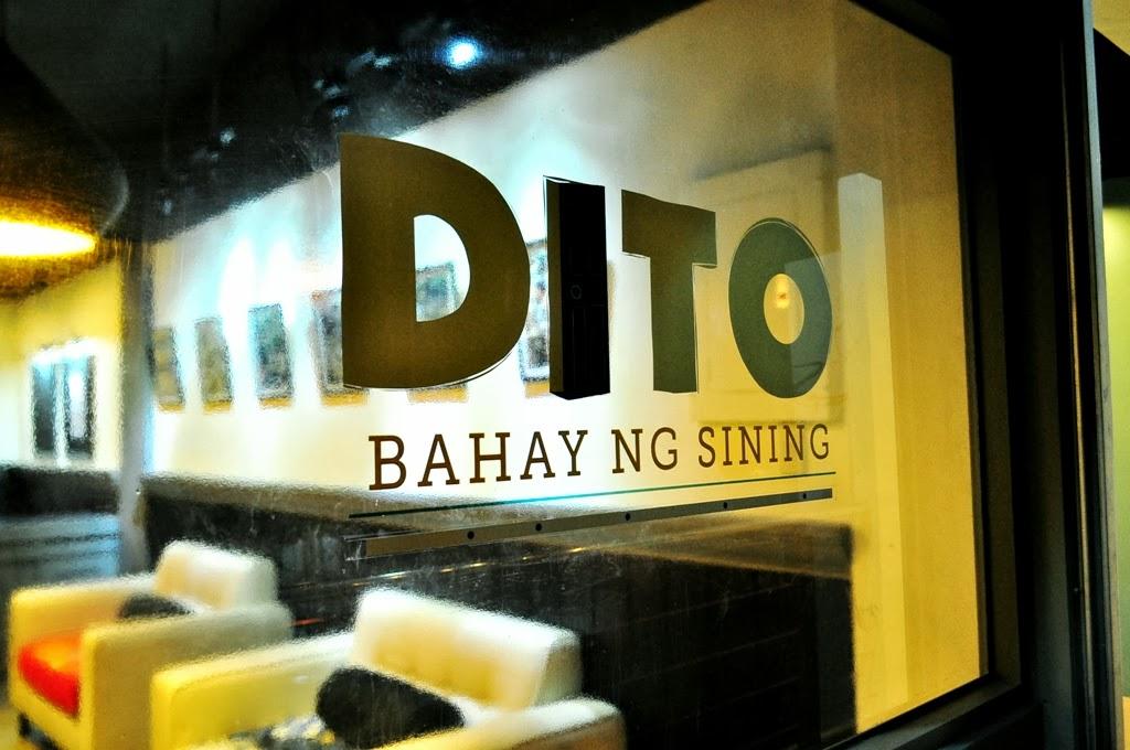 Marikina food trip dito bahay ng sining stopboris Gallery