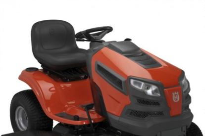riding lawn mower gofundme scam