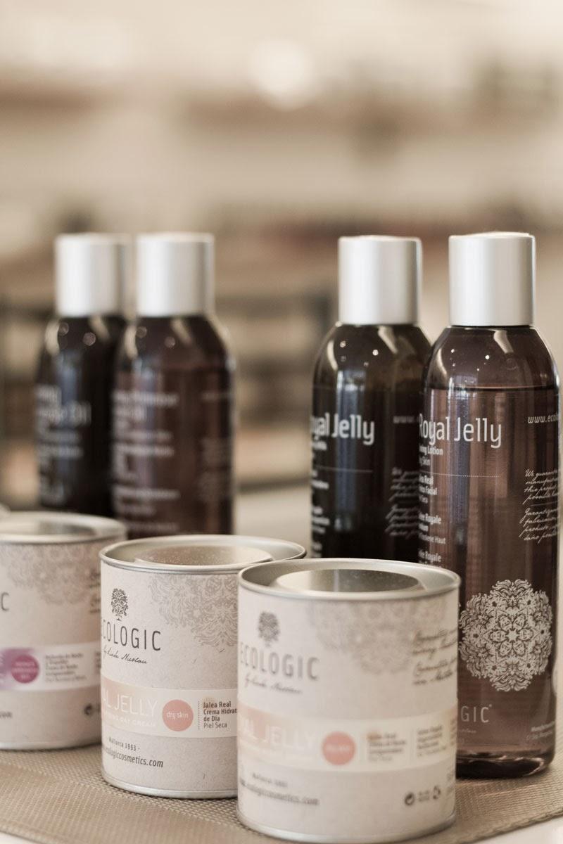 Gamme produits Ecologic by Linda Nicolau