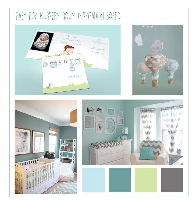 Sono al mondo i colori perfetti per la cameretta del bambino for Decorazioni stanza neonato