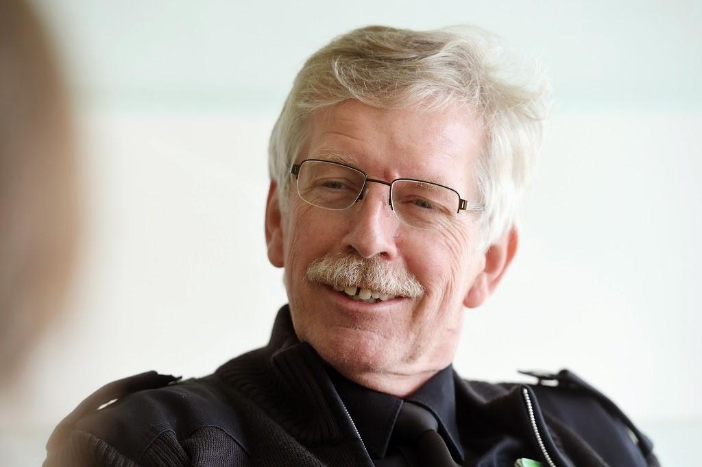 Huchtings Verkehrssachbearbeiter Hubertus Nette geht in den Ruhestand